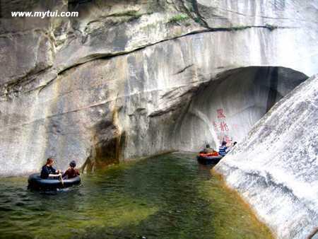 黑龙潭自然风景区
