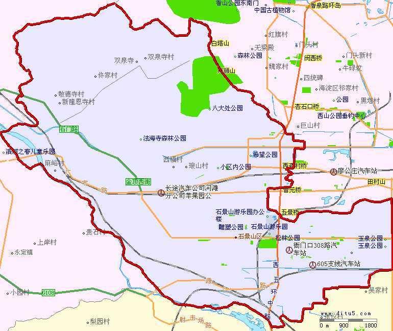 北京顺义区地图-北京本地宝